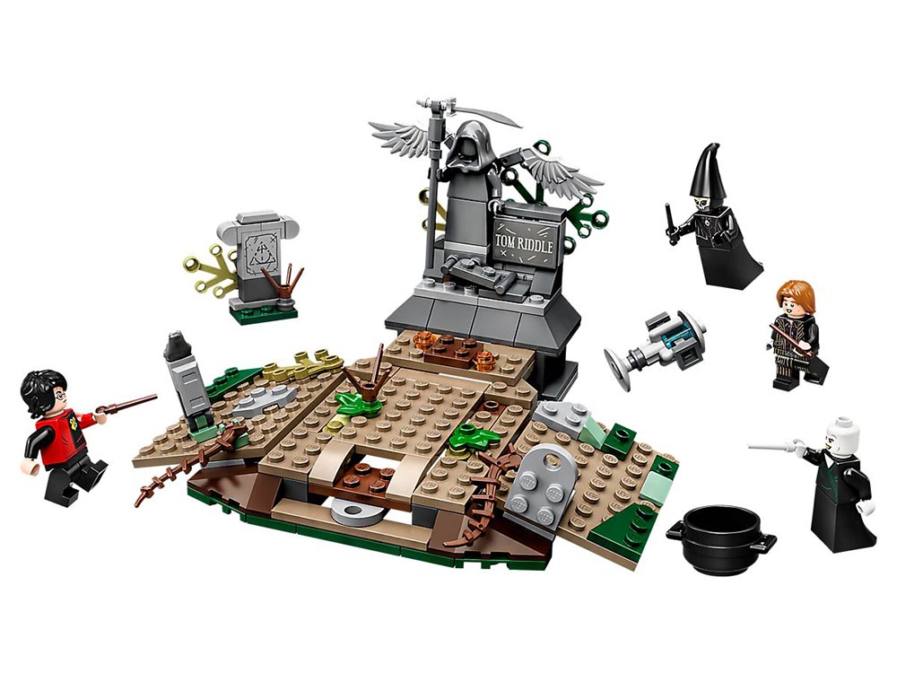 - LEGO® Harry Potter™ Products The Rise Of Voldemort™ 75965 – Kids Time