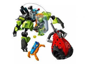 LEGO® Hero Factory BREEZ Flea Machine 44027