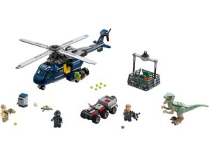 LEGO® Jurassic World™ Products Blue's Helicopter Pursuit - 75928