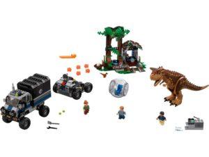 LEGO® Jurassic World™ Products Carnotaurus Gyrosphere Escape - 75929