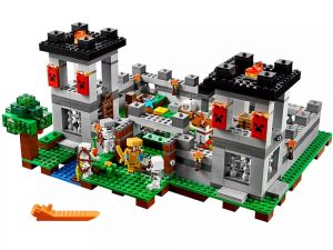 LEGO® Minecraft™ The Fortress 21127