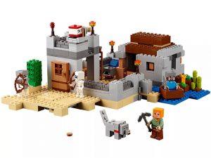LEGO® Minecraft Desert Outpost 21121