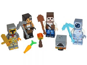 LEGO® MINECRAFT Products Skin Pack 2 853610