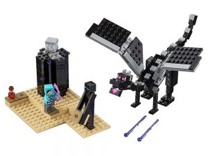 LEGO® MINECRAFT Products The End Battle 21151