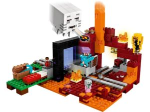 LEGO® MINECRAFT Products The Nether Portal - 21143