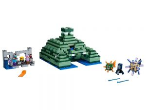 LEGO® MINECRAFT Products The Ocean Monument 21136