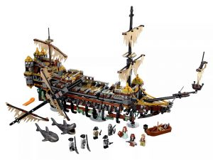 LEGO® Pirates of the Caribbean™ Silent Mary 71042