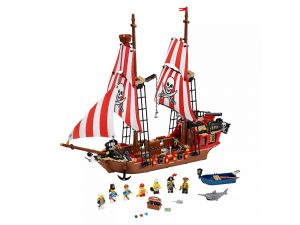 LEGO® Pirates The Brick Bounty 70413