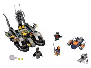 LEGO® Super Heroes Batboat Harbor Pursuit 76034