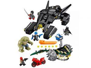 LEGO® Super Heroes Batman™: Killer Croc™ Sewer Smash 76055