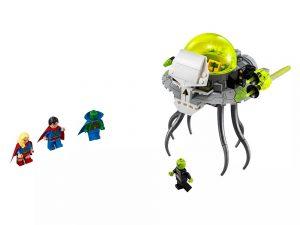 LEGO® Super Heroes Brainiac Attack 76040