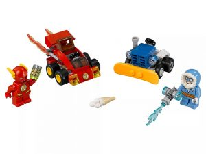 LEGO® Super Heroes Mighty Micros: The Flash™ vs. Captain Cold 76063