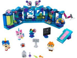LEGO® Unikitty™ Products Dr. Fox™ Laboratory - 41454