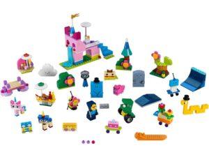 LEGO® Unikitty™ Products Unikingdom Creative Brick Box - 41455