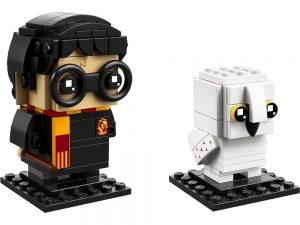 LEGO Brickheadz Products Harry Potter™ & Hedwig™ - 41615