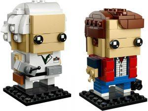 LEGO Brickheadz Products Marty McFly & Doc Brown - 41611
