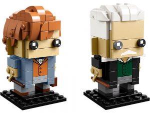 LEGO Brickheadz Products Newt Scamander™ & Gellert Grindelwald - 41631