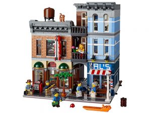 LEGO CREATOR Expert Products Detective's Office 10246