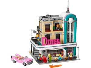 LEGO CREATOR Expert Products Downtown Diner - 10260
