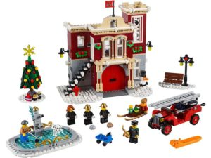 LEGO CREATOR Expert Products Winter Village Fire Station - 10263
