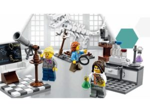 LEGO Ideas – 21110 Research Institue