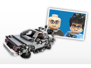 LEGO Ideas – 21203 Back to the Future