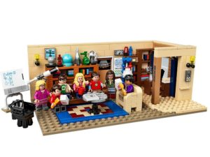 LEGO Ideas – 21302 The Big Bang Theory