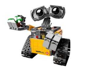 LEGO Ideas – 21303 WALL•E