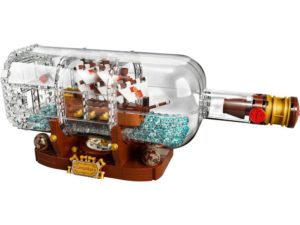 LEGO Ideas – 21313 Ship in a Bottle