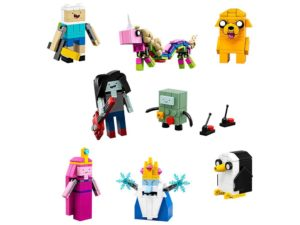 LEGO Ideas - 21308 Adventure Time