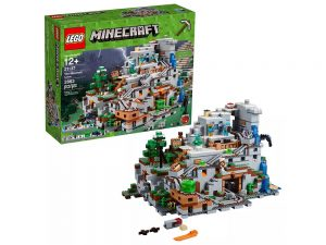 LEGO Minecraft™ The Mountain Cave 21137