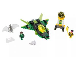 LEGO® Super Heroes Green Lantern vs. Sinestro 76025