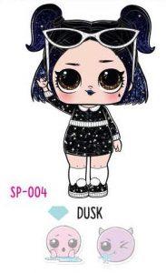 L.O.L. Surprise! Sparkle Series – SP-004 Dusk