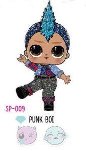 L.O.L. Surprise! Sparkle Series – SP-009 Punk Boi