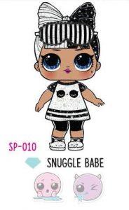 L.O.L. Surprise! Sparkle Series – SP-010 Snuggle Babe