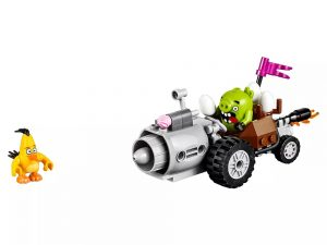 LEGO® Angry Birds Piggy Car Escape 75821