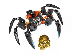 LEGO® BIONICLE Lord of Skull Spiders 70790