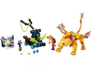 LEGO® Elves Products Azari & the Fire Lion Capture - 41192