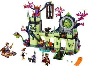 LEGO® Elves Products Breakout from the Goblin King's Fortress - 41188