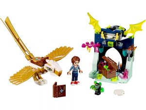 LEGO® Elves Products Emily Jones & the Eagle Getaway - 41190