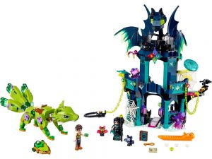 LEGO® Elves Products Noctura's Tower & the Earth Fox Rescue - 41194