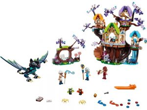 LEGO® Elves Products The Elvenstar Tree Bat Attack - 41196