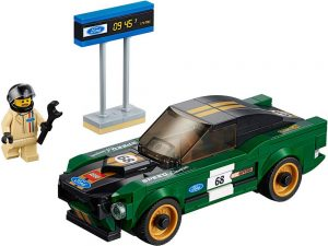 LEGO® Speed Champions Products 1968 Ford Mustang Fastback - 75884