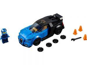 LEGO® Speed Champions Products Bugatti Chiron - 75878