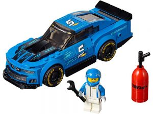 LEGO® Speed Champions Products Chevrolet Camaro ZL1 Race Car - 75891