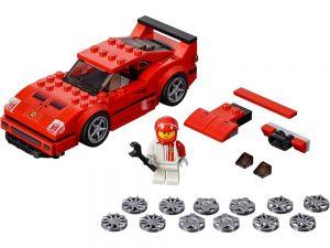 LEGO® Speed Champions Products Ferrari F40 Competizione - 75890