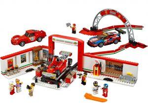 LEGO® Speed Champions Products Ferrari Ultimate Garage - 75889