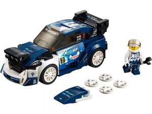 LEGO® Speed Champions Products Ford Fiesta M-Sport WRC - 75885