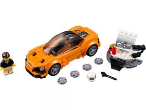 LEGO® Speed Champions Products McLaren 720S - 75880