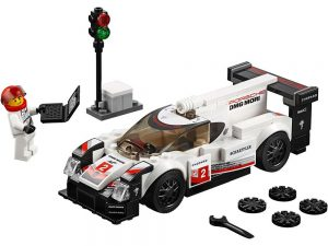 LEGO® Speed Champions Products Porsche 919 Hybrid - 75887